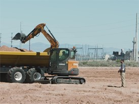 CASE C Series Mini Excavators Arizona