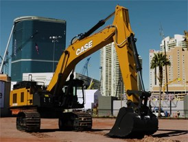 CASE Introduces All-New CX750D Excavator with Best-in-Class Horsepower and Lifting Capacities