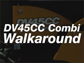 DV45CC Combi Walkaround