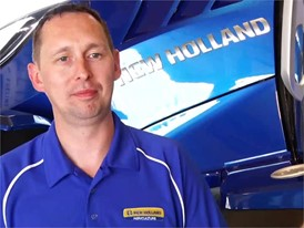 Farm Progress 2017 Sean Lennon – Head of Tractor Product Management, New Holland Interview