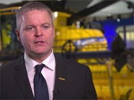 Lars Skjoldager Sørensen - Head of Harvesting Product Line