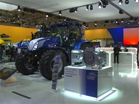 New Holland Agriculture T6 Dynamic Command