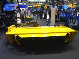 New Holland DiscCutter 320P