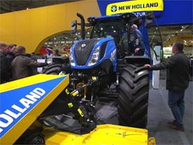 New Holland DiscCutter F 320P