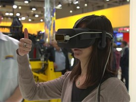 New Holland CR Virtual Experience
