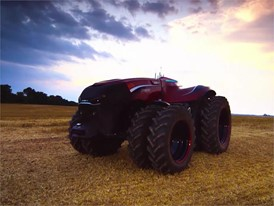 Case IH Autonomous Concept Vehicle Reveal Video