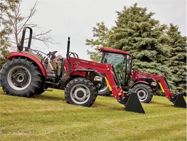Introducing New Farmall Utility A Tractors