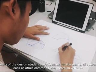 方向盘背后的故事:聚焦中国青年设计人才