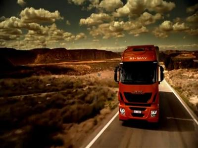 Iveco Launches the New Stralis Hi-Way