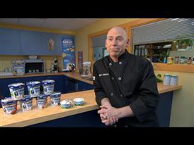 Peter Lind Flavor Guru, Ben & Jerry's
