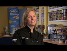 Kirsten Schimoler Flavor Guru, Ben & Jerry's