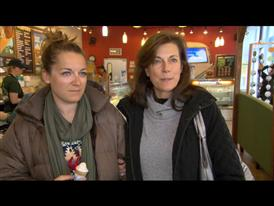 Ben & Jerry's Customers describe the new Liz Lemon Greek Frozen Yogurt