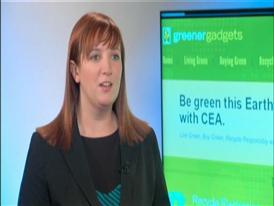 Samantha Nevels, Senior Coordinator, Policy Communications at Consumer Electronics Association