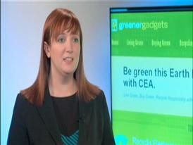 Samantha Nevels, ‎Senior Coordinator, Policy Communications at Consumer Electronics Association