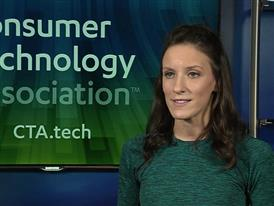 Danielle Cassagnol, spokesperson for the Consumer Technology Association