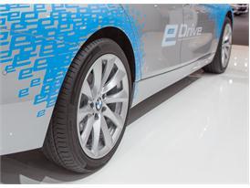 Continental at IAA 2015 BMW 330e 3