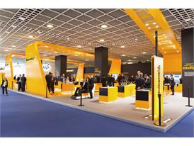 Continental at IAA 2015 Continental Booth 01