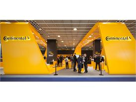 Continental at IAA 2015 Continental Booth 02