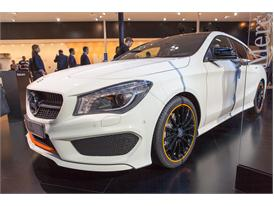 Continental at IAA 2015 MB CLA250SB 1 02