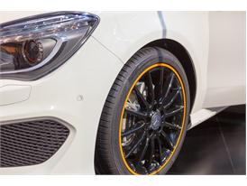 Continental at IAA 2015 MB CLA250SB 2