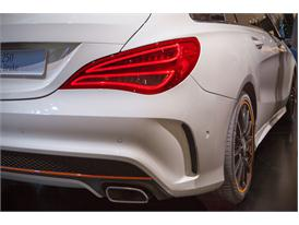 Continental at IAA 2015 MB CLA250SB 3