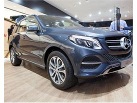 Continental at IAA 2015 MB GLE250D 1 02