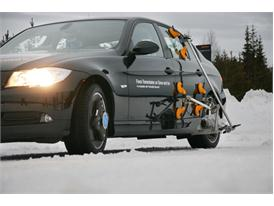 Winter Tires: Snow 105