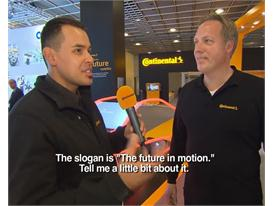 Continental at IAA 2015 Insights into Continental Booth A08 in Hall 5.1 (EN)