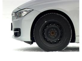 Winter Tires: Braking on Snow