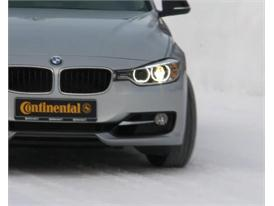 Winter Tires: Handling on Snow