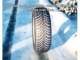 Winter Tires: Tread Depth