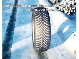 Winter Tires: Tread Depth