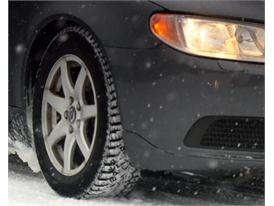 Winter Tires: Air Pressure