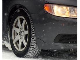 Winter Tires: Air Pressure