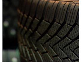 Winter Tires: Sidewall