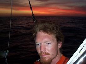 Matt at Sunset