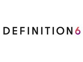 Definition 6 logo