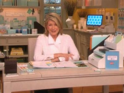 Martha Stewart's Tips to Staying on Top
