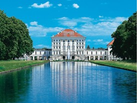 ECC'17 Venue: Nymphenburg Palace