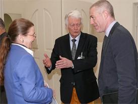 Christina Kahlert, Thomas Achelis, Andras Sztaniszlav (Hungary)