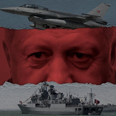 EU must vigorously defend Cyprus and Greece against Turkish aggression