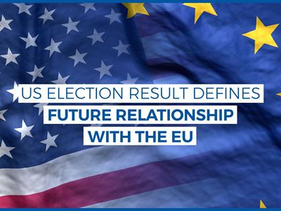 Time to mend EU/US relations after Biden win
