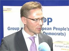 EPP Debates EU Co-operation with Russia and Baltic Sea strategy