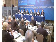15th EPP Group Dialogue with Churches
