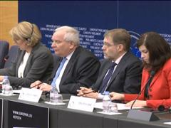 European Parliament Plenary Session: Ukraine Top Talking Point - Parliament Moves to Protect Artist and Seasonal Workers' Rights