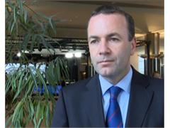 EPP Group Chairman Manfred Weber urges Greeks to vote YES in the referendum