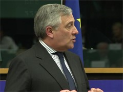 EPP Group succeeds in electing Antonio Tajani as EP President and 4 vice-presidents (Short bio presentation)