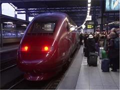 MEPs seek to boost railway passengers' rights