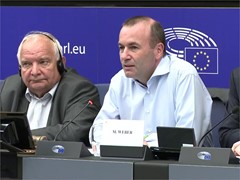 European Parliament elects five EPP Group VPs