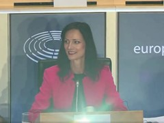 EP Commissioner hearings: Strong performance by Mariya Gabriel